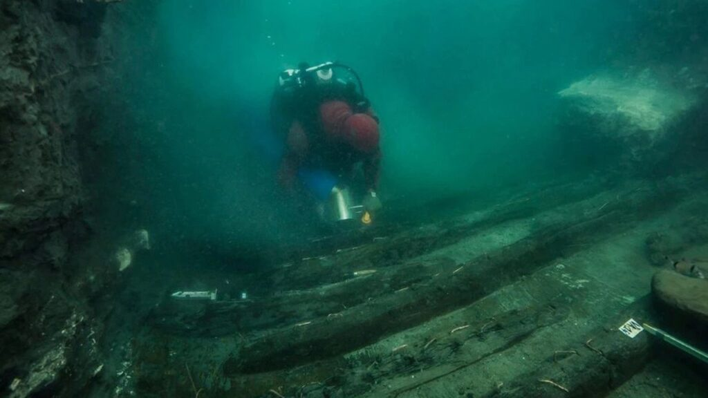Archaeologists Discover 2200-Year-old Egyptian Shipwreck in Mediterranean Sea