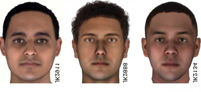 They rebuild the faces of Egyptian mummies from their 2,000-year-old DNA