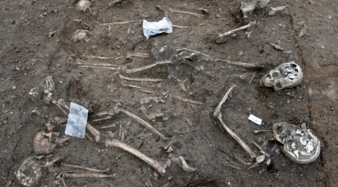 Evidence of advanced Civilizations living on earth more than 100,000 years ago