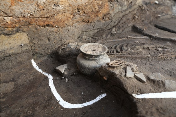 Dark secrets of Korea's famous Wolseong palace complex are unearthed