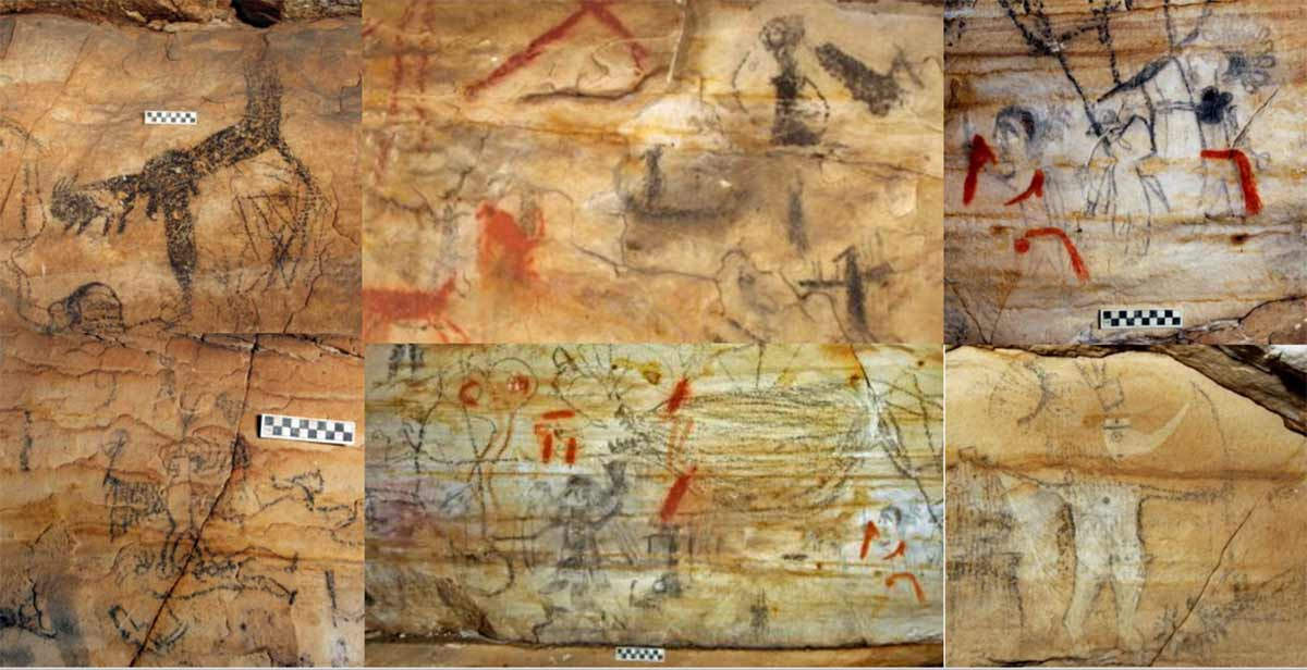 """""""Truly Heartbreaking"""": Osage Nation Decries Sale of Cave Containing Native American Art"""