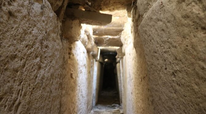 2,000-year-old Roman sewage system unearthed in southwestern Turkey