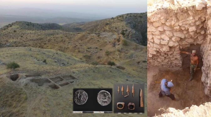 First Excavations at 2,300-Year-Old Bactria Kingdom Fortress Completed