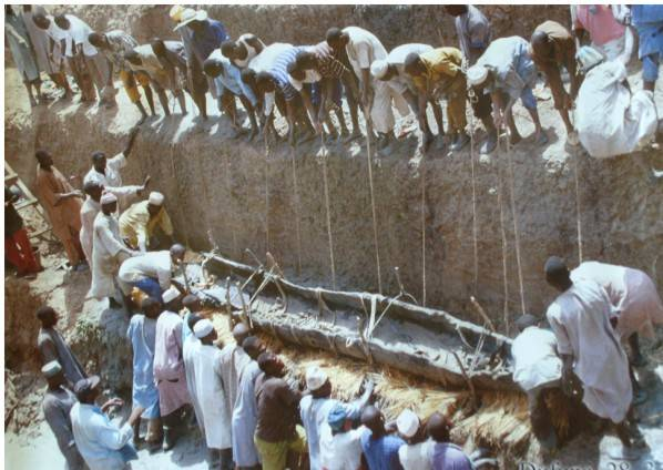 Dufana Boat: The 8,000 Years oldest Canoe in Africa & second oldest on earth