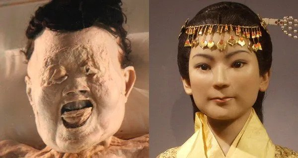 2,000-Year-Old Chinese Mummy still has Blood in her Veins, Making Her one of the World's Best-Preserved Mummies