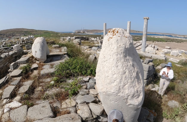 Marble Source for Greek Archaic Sculpture Identified