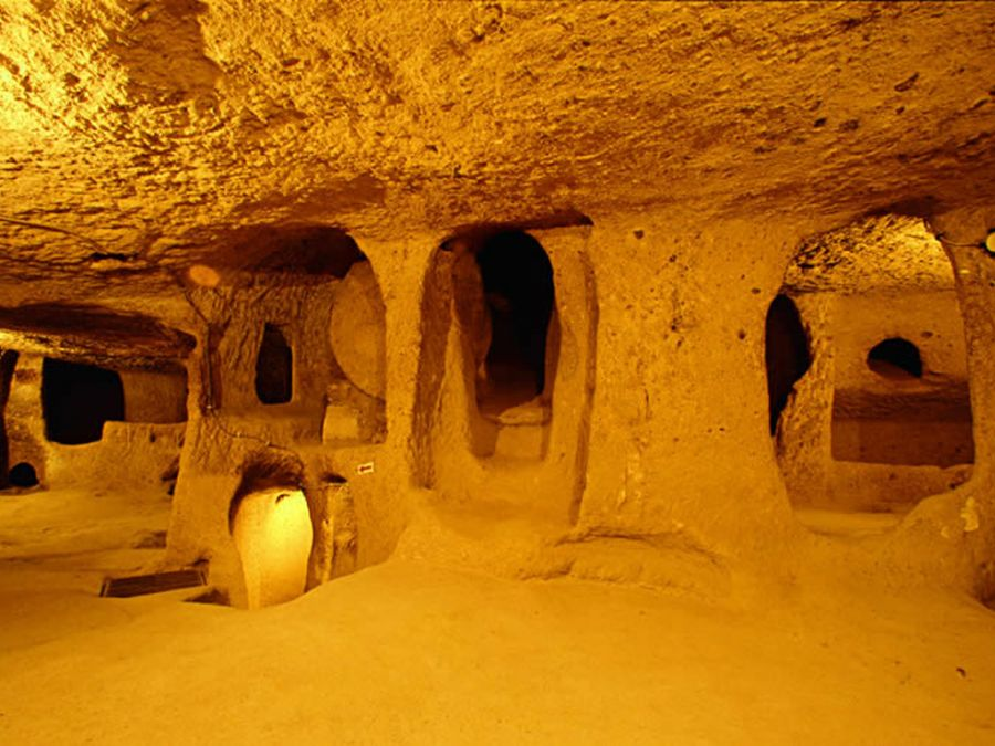 12,000-year-old massive underground tunnels are real and stretch from Scotland to Turkey