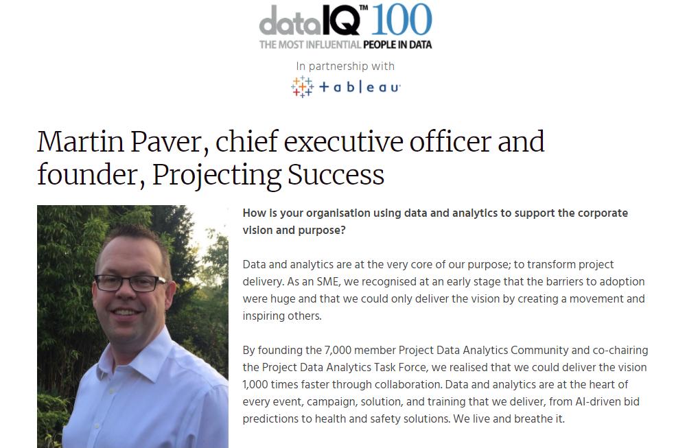 Data IQ 100