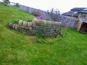 dry stone waller in garstang