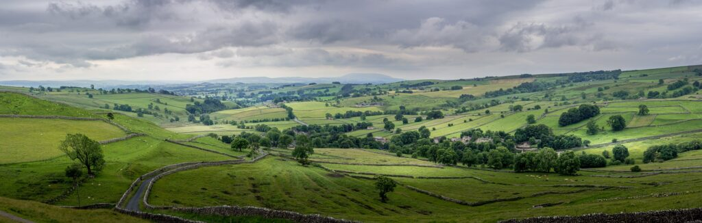 View over Malham