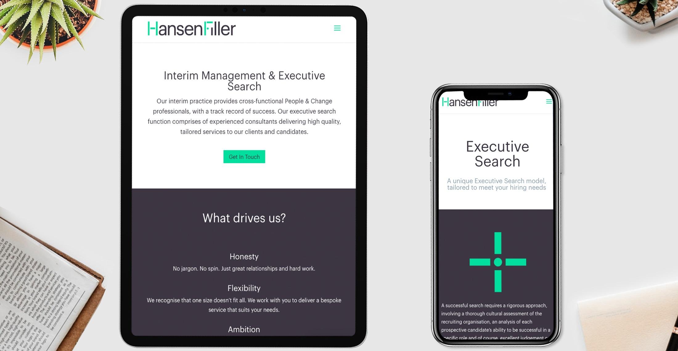 Hansen Filler digital marketing