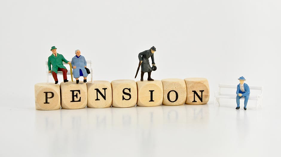 UK State Pension worst in the Developed World!