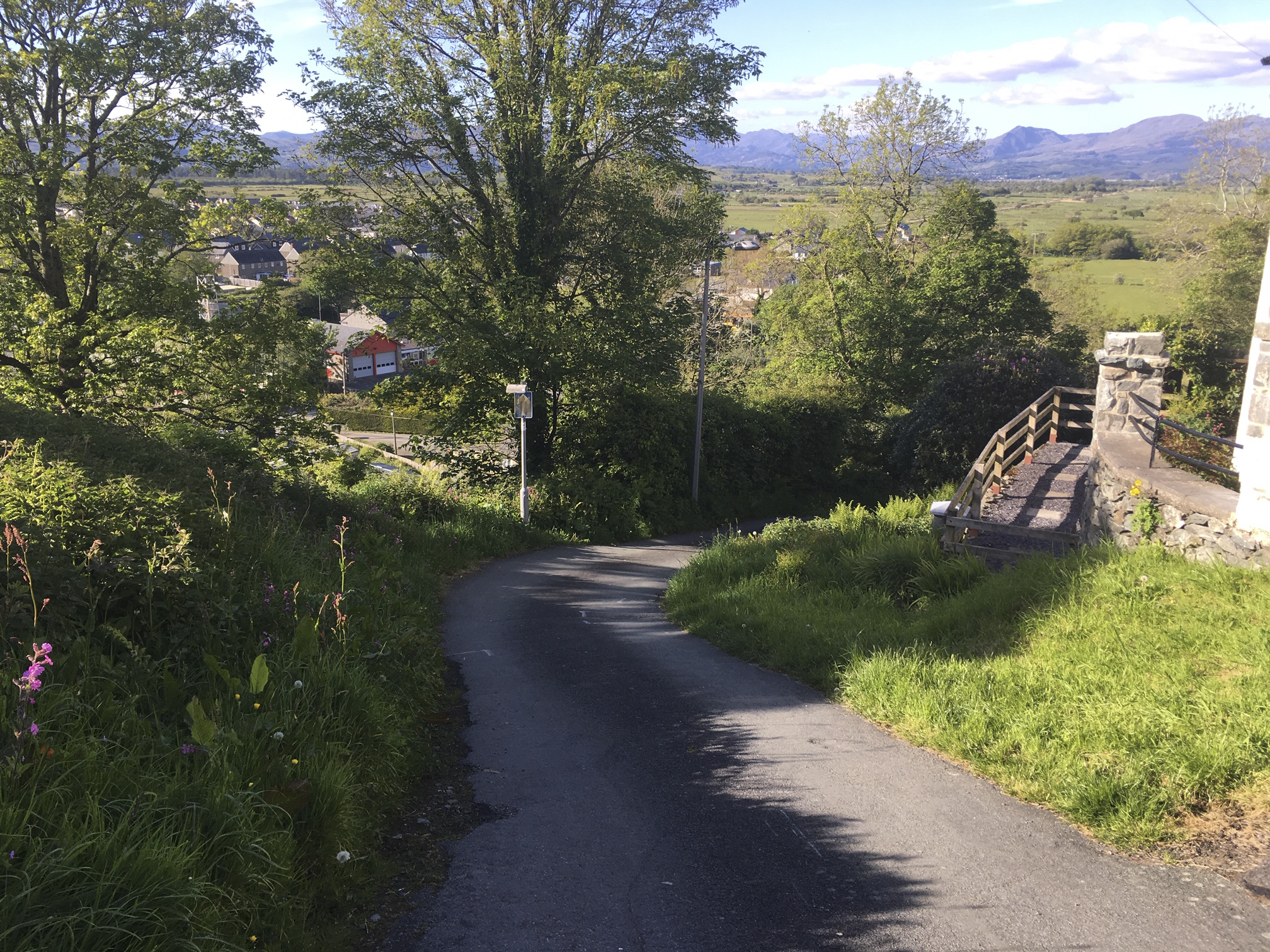Steepest street