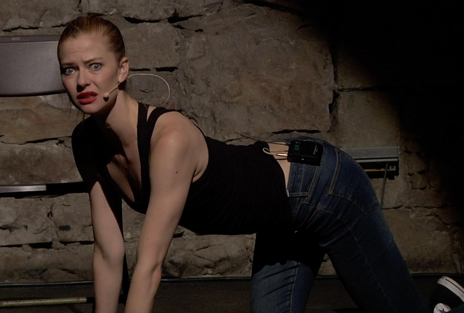 Ellyn Daniels in Emotional Terrorism photo 5