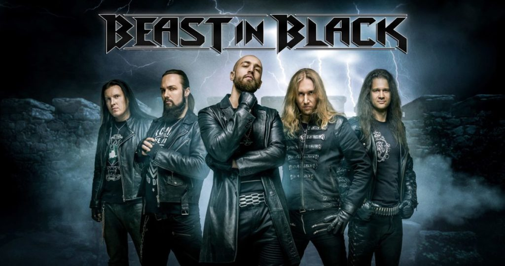 beast in black from hell with love recensione
