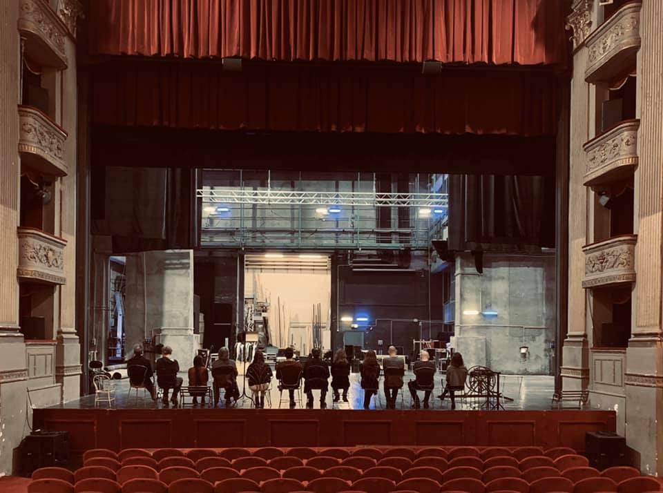 teatro crisi