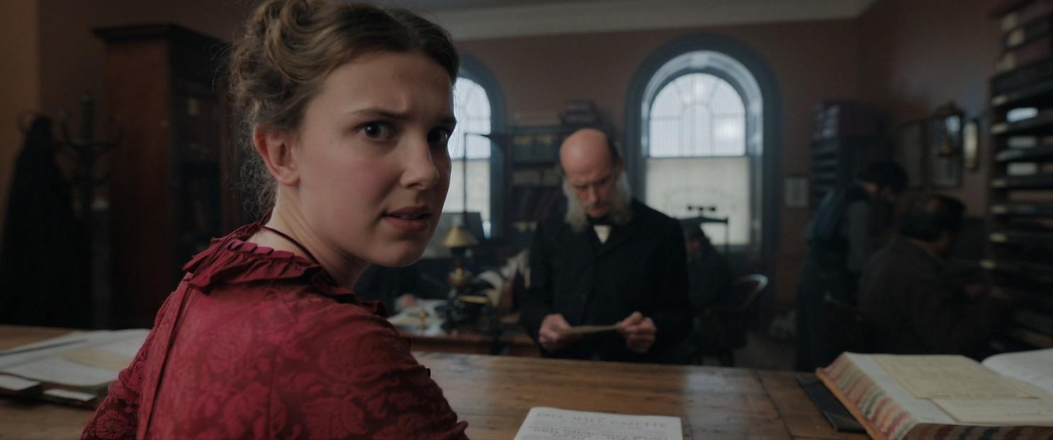 Enola Holmes: una giovane detective fuori dagli schemi. 8