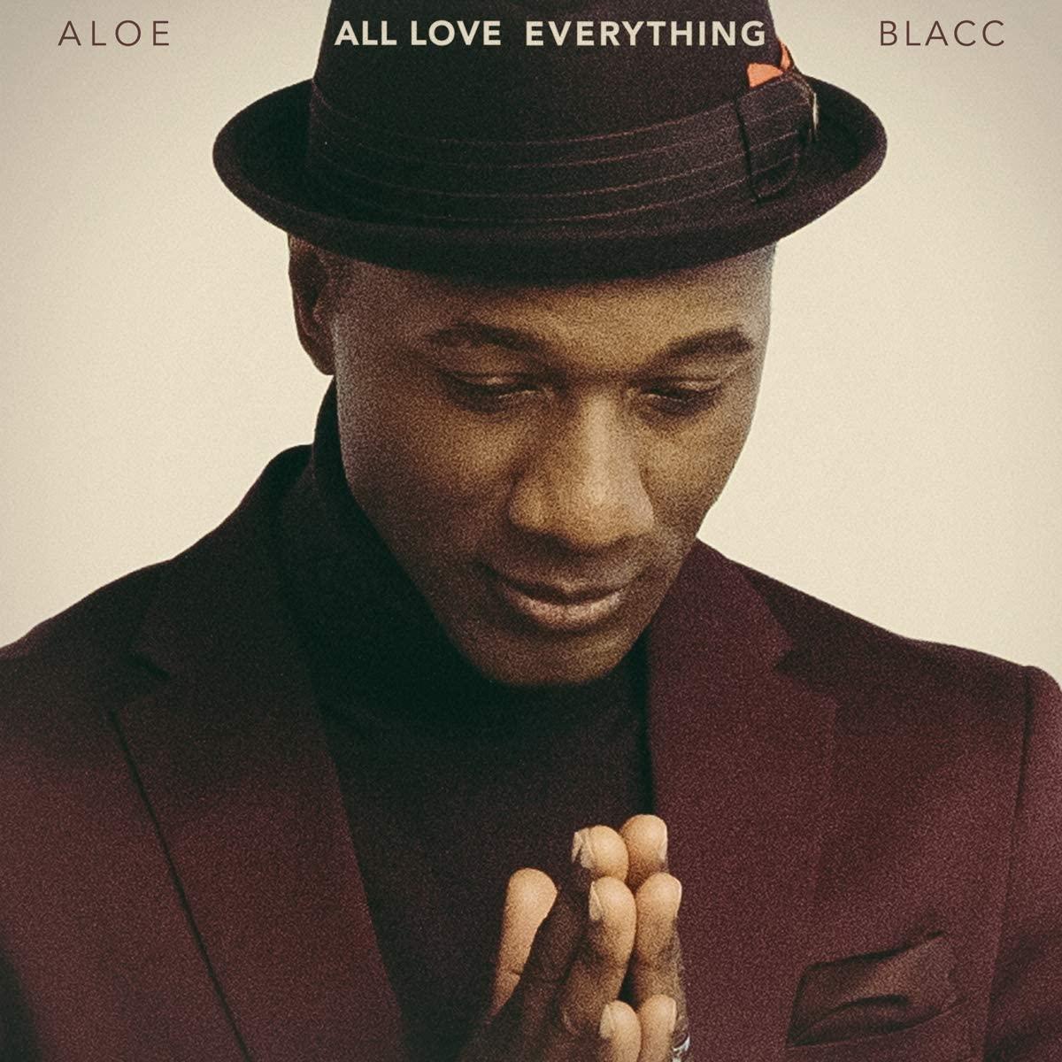 """""""All Love Everything"""" il nuovo album di Aloe Blacc 1"""
