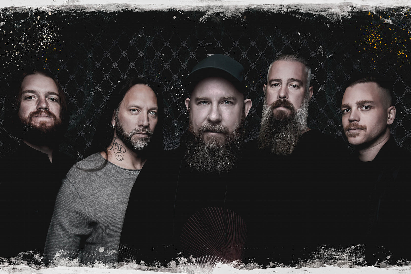 i the mask in flames recensione