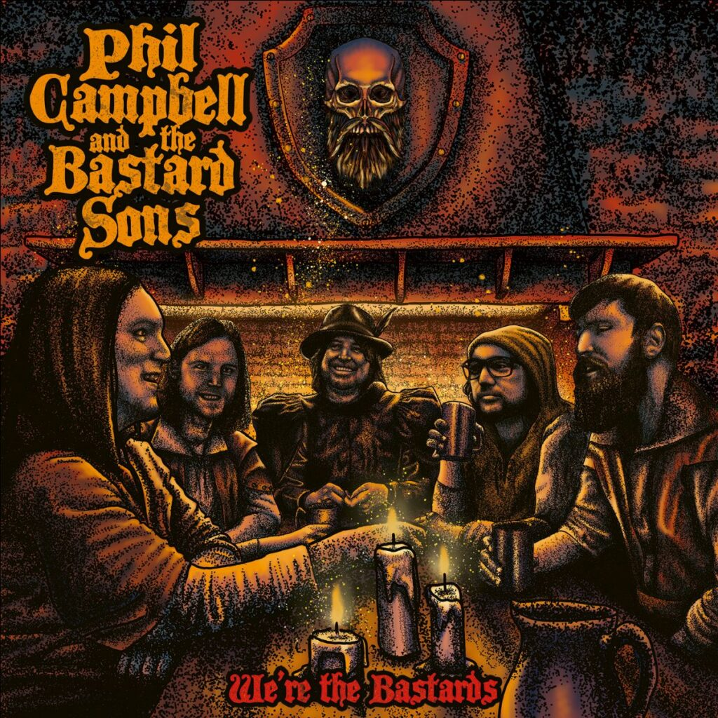 we are the bastards phil campbell and the bastard sons recensione