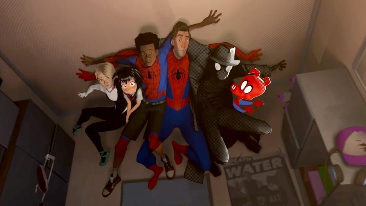 Spider-Man Into the Spider-Verse 7