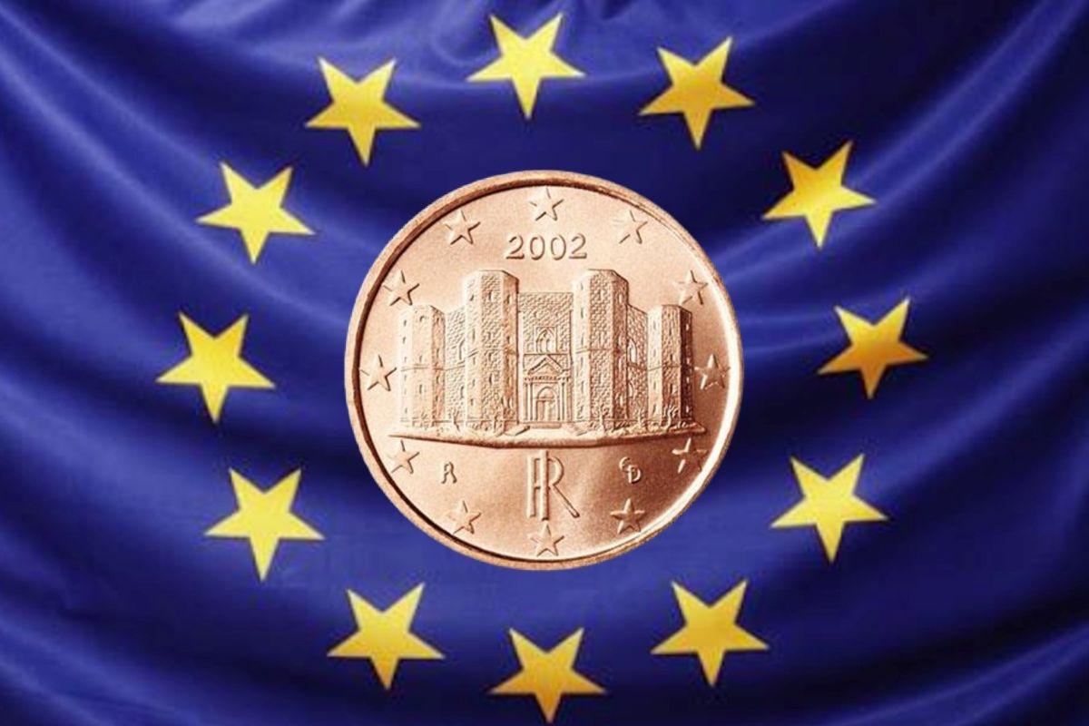 Castel del Monte moneta euro
