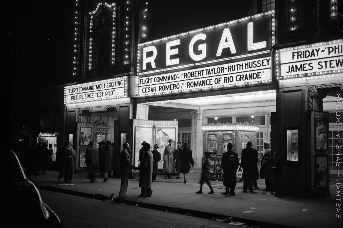 Riapertura di cinema e teatri
