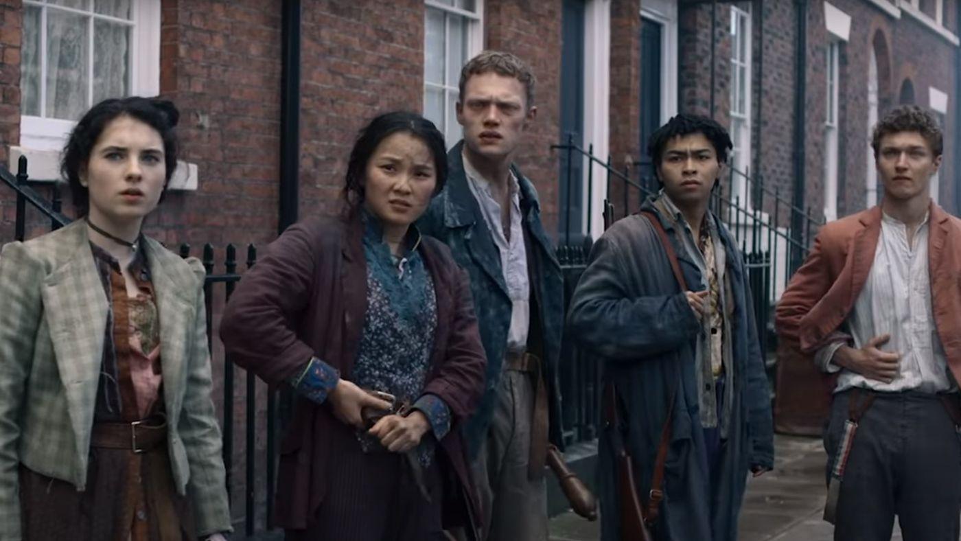 Gli Irregolari di Baker Street arrivano su Netflix (The Irregulars) - recensione 3