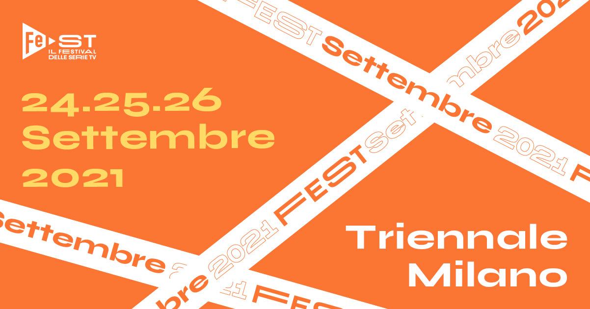 FeST - Il Festival delle Serie Tv: Annunciata la terza edizione