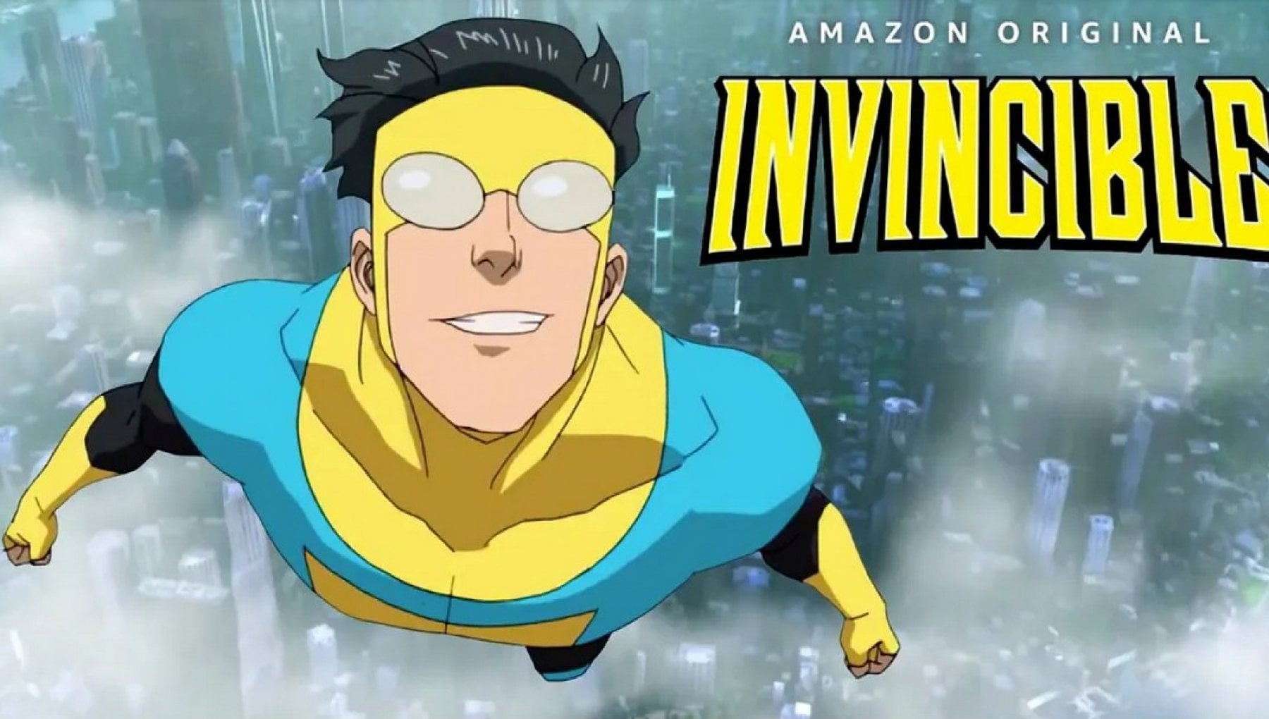 Invincible: la nuova serie animata di Amazon Prime 1