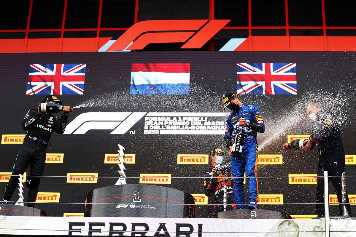 Formula 1 d'autore: pagelle del GP d'Italia (Imola) 4