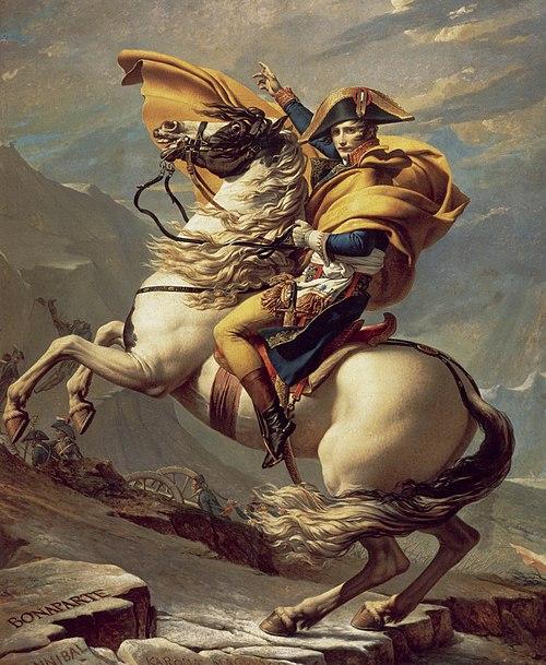 Napoleone Bonaparte (1769-1821): la sua mania per la raffigurazione e i falsi miti legati alla sua immagine 7