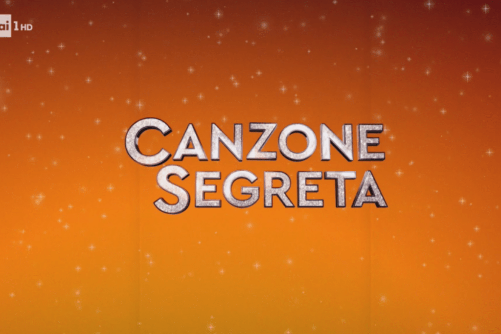 Canzone Segreta – svelati i segreti delle star 1