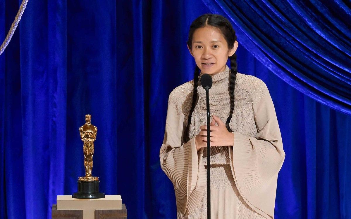 Chloé Zhao oscar 2021