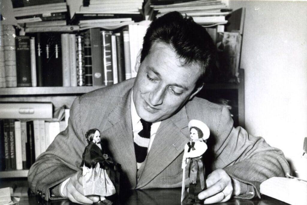 Gianni Rodari, il maestro che insegnava inventando. 1