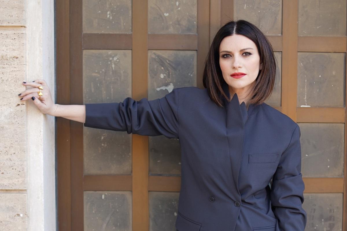 Laura Pausini ospite d'onore alla cerimonia dei David di Donatello 2021
