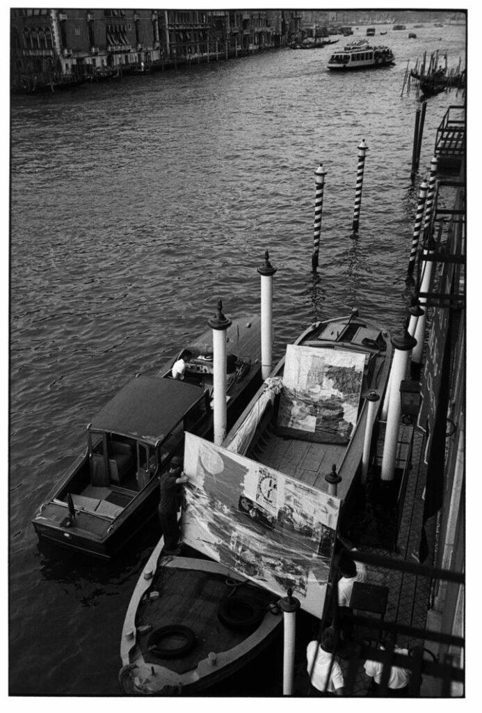 Robert Rauschenberg: che terremoto in quel 1964 alla Biennale di Venezia! 5