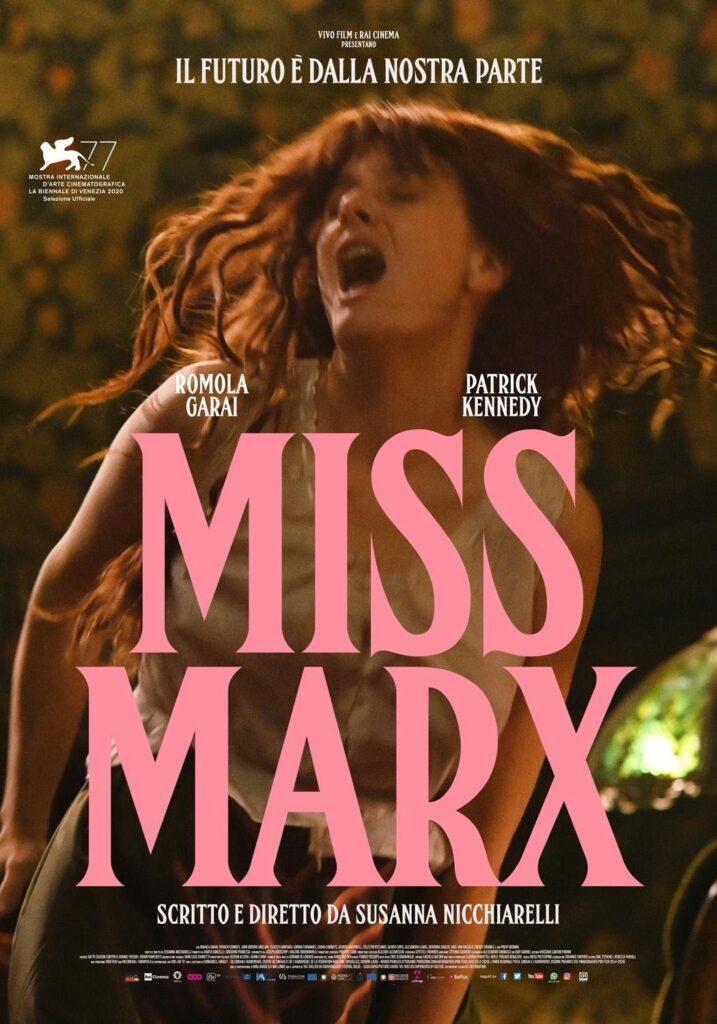 Miss Marx: una esilarante Romola Garai trasforma la figlia di Marx in una icona punk [Recensione]