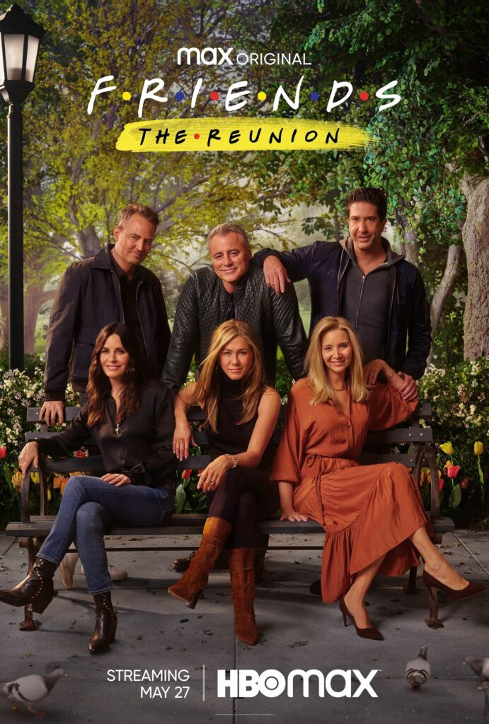 Friends - The Reunion: il sapore Amarcord di cui avevamo bisogno