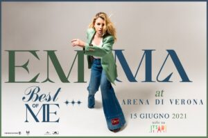 """Emma Marrone in """"Best of me at Arena di Verona"""" - un evento digital fruibile gratuitamente su Its'Art dal 15 giugno"""