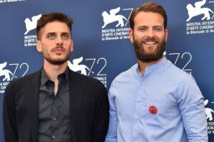 Luca Marinelli e Alessandro Borghi tornano al cinema insieme