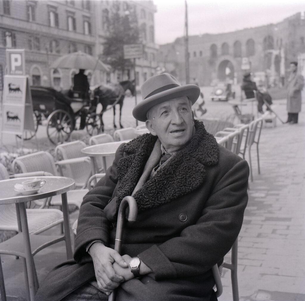 Vincenzo Cardarelli: d'estate nascono gli amori in prosa 2