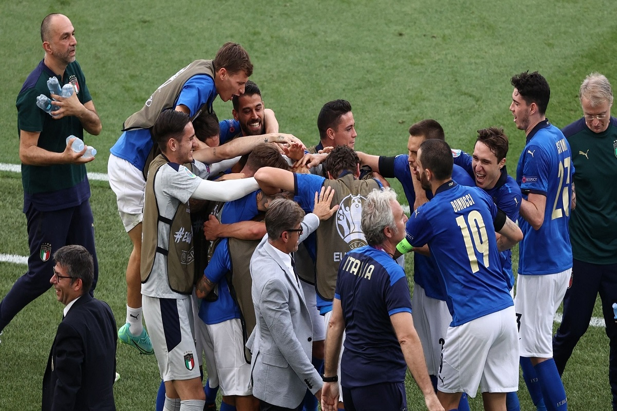 Euro 2020: le pagelle di Italia-Galles 9
