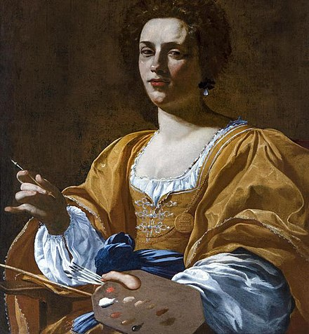 Artemisia Gentileschi:essere pittrice nel '600 1