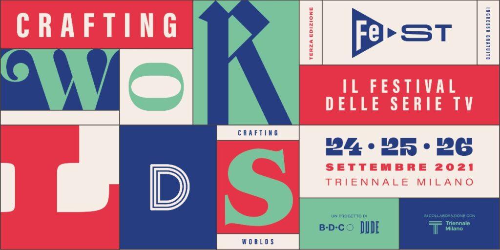 FeST 2021, Il Festival delle Serie Tv: arriva a settembre la terza edizione