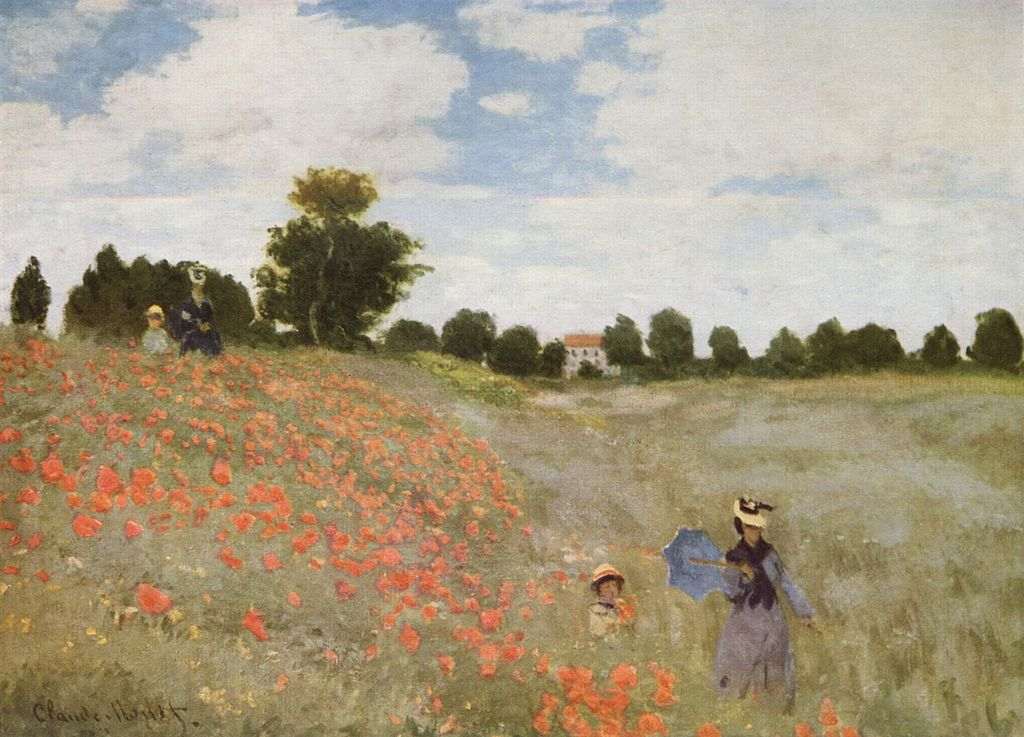 Claude Monet: The Immersive Experience 1