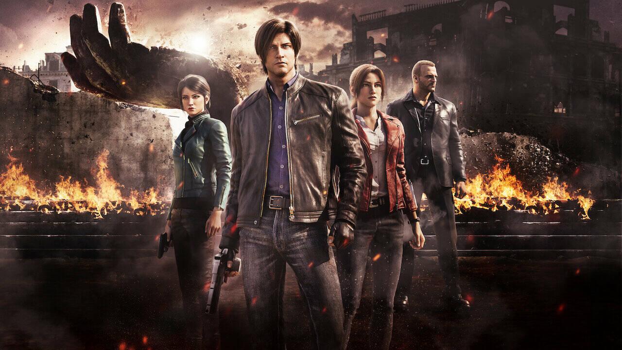 Resident Evil sbarca su Netflix con una serie animata 1