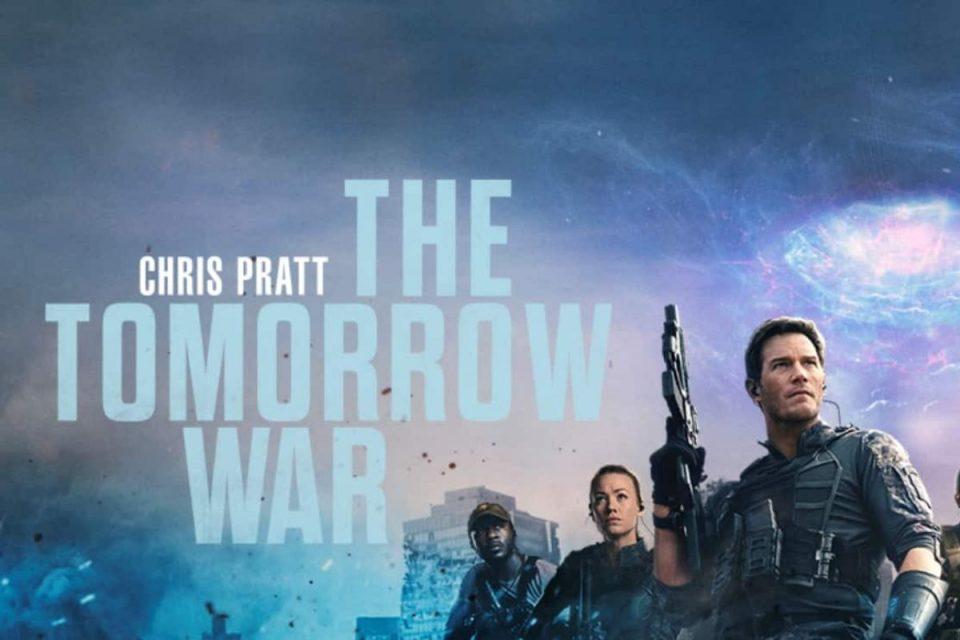 la guerra di domani recensione