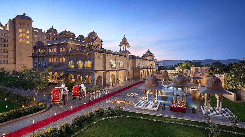 Best Destination Wedding Venues in Jaipur