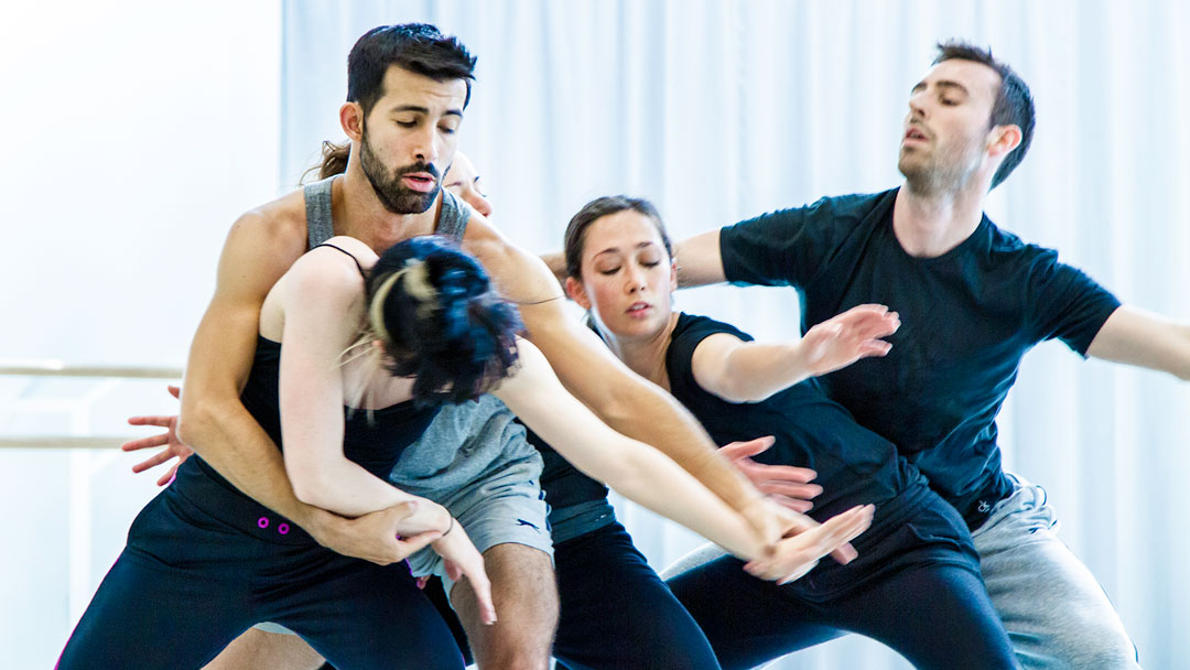 Midlands dance partners, Birmingham Royal Ballet and DanceXchange